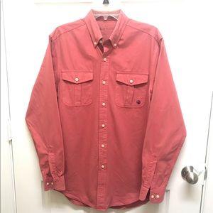Southern Proper The Henning Shirt Size M
